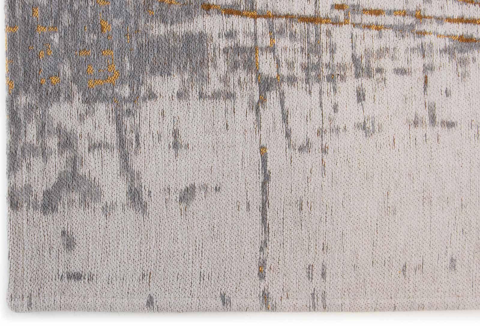 rugs Louis De Poortere CA 8419 Mad Men Griff Columbus Gold corner