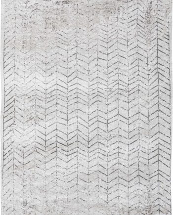 rugs Louis De Poortere CA 8652 Mad Men Jacobs Ladder Black on White