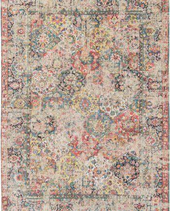 rugs Louis De Poortere CA 8712 Antiquarian Antique Bakthiari Janissary Multi