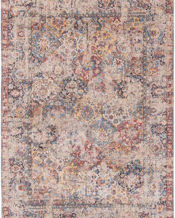 rugs Louis De Poortere CA 8713 Antiquarian Antique Bakthiari Khedive Multi