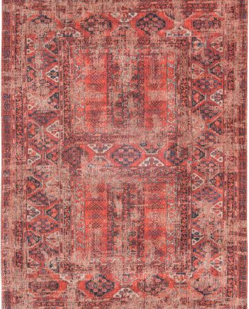 rugs Louis De Poortere CA 8719 Antiquarian Antique Hadschlu 782 Red