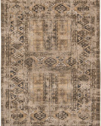 rugs Louis De Poortere CA 8720 Antiquarian Antique Hadschlu Agha Old Gold