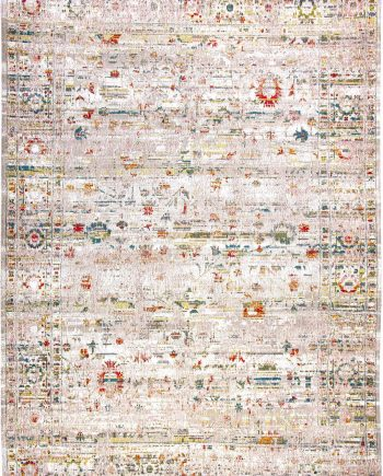 Louis De Poortere rug LX 8894 Antiquarian Ushak Turkish Delight