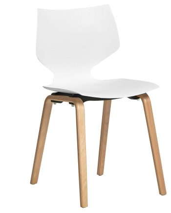 chair Casandra Barbara 962 white 1